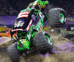 Monster Jam Triple Threat